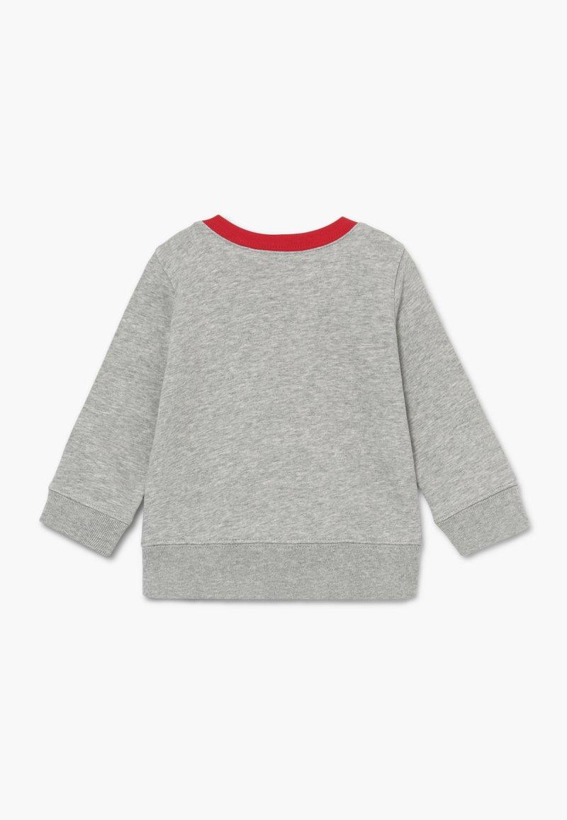 GAP - CREW BABY - Sweatshirt - light heather grey