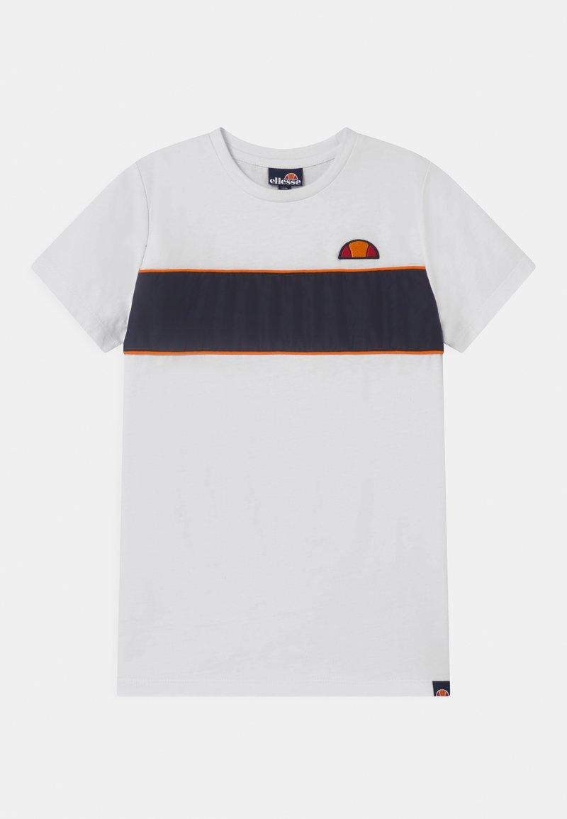Ellesse - ZABAGLIONE  - Print T-shirt - white