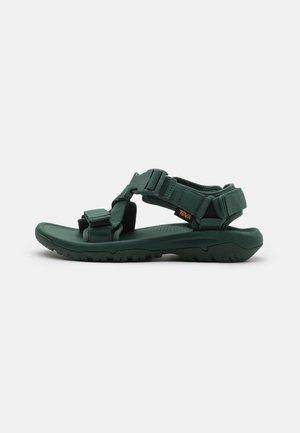 HURRICANE VERGE - Walking sandals - pineneedle