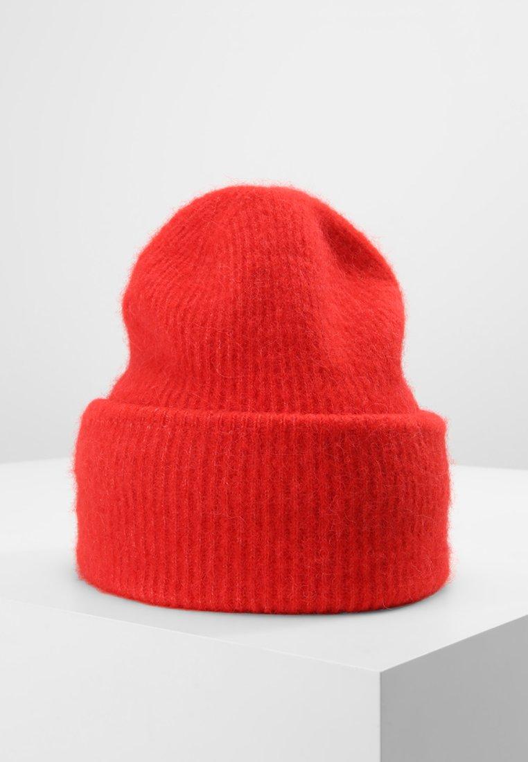 Samsøe Samsøe - NOR HAT - Beanie - high risk red