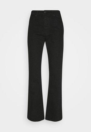 BOHER - Straight leg jeans - black