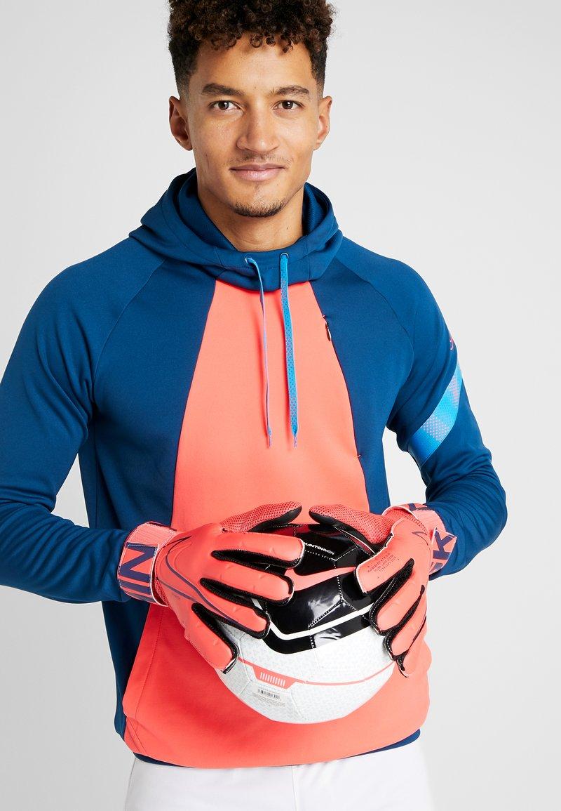 Nike Performance - MATCH - Goalkeeping gloves - laser crimson/black/black