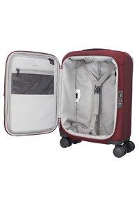 Victorinox - CONNEX - Wheeled suitcase - burgundy - 4