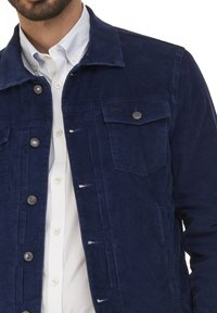 Harmont & Blaine - Denim jacket - blu scuro - 3