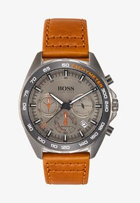 BOSS - INTENSITY - Chronograph watch - brown - 1