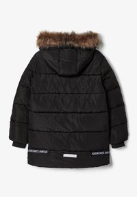 Name it - NKMMANNIBAL - Winter coat - black - 2