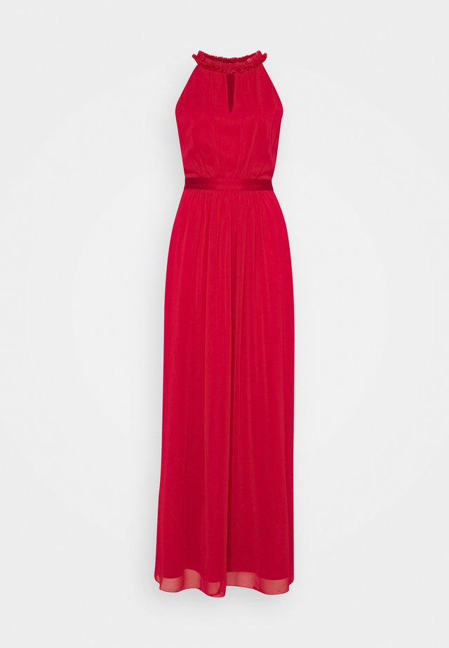 Suknia balowa - tango red