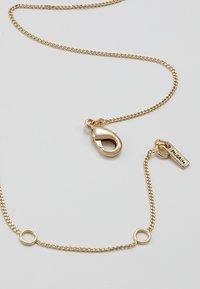 Pilgrim - NECKLACE LIV - Náhrdelník - gold-coloured - 2