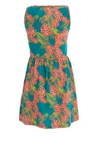 DeFacto - Jersey dress - green - 1