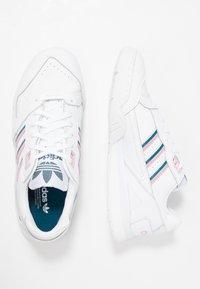 adidas Originals - A.R. TRAINER  - Trainers - footwear white/true pink/tech mint - 5