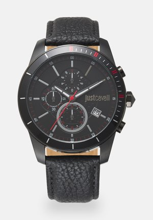 SPORT - Chronograph watch - black
