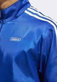 adidas Originals - SATIN FIREBIRD TRACK TOP - Træningsjakker - blue - 3