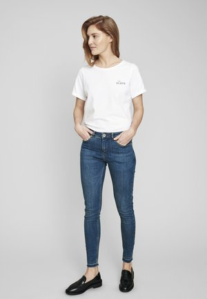 Jeans Skinny Fit - faded blue wash