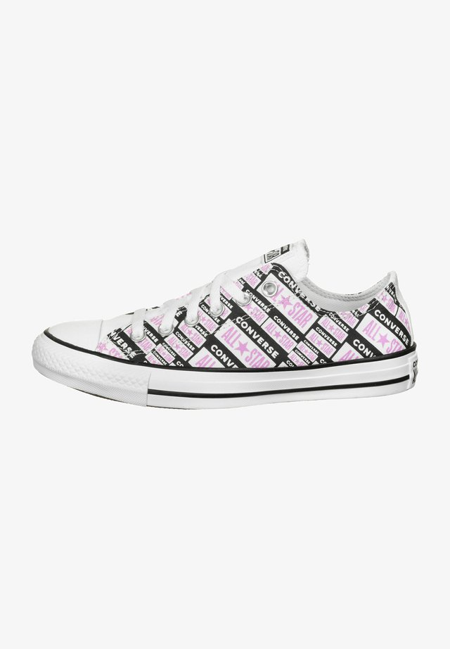 CHUCK TAYLOR ALL STAR  - Baskets basses - white/multi/black