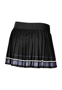 Nike Performance - MARIA W NKCT - Sports skirt - black/light carbon/white/white - 1