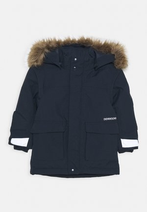 KURE KIDS PARKA - Wintermantel - navy
