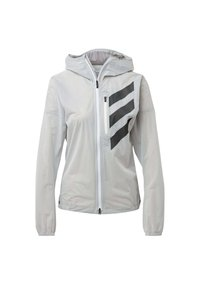 adidas Performance - AGRAVIC RAIN.RDY TRAIL RUNNING - Sports jacket - white - 2