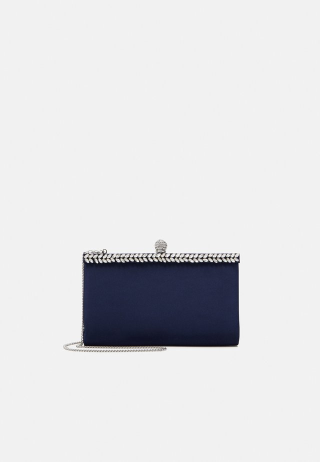 IDA EMBELISHED FRAME - Pochette - navy