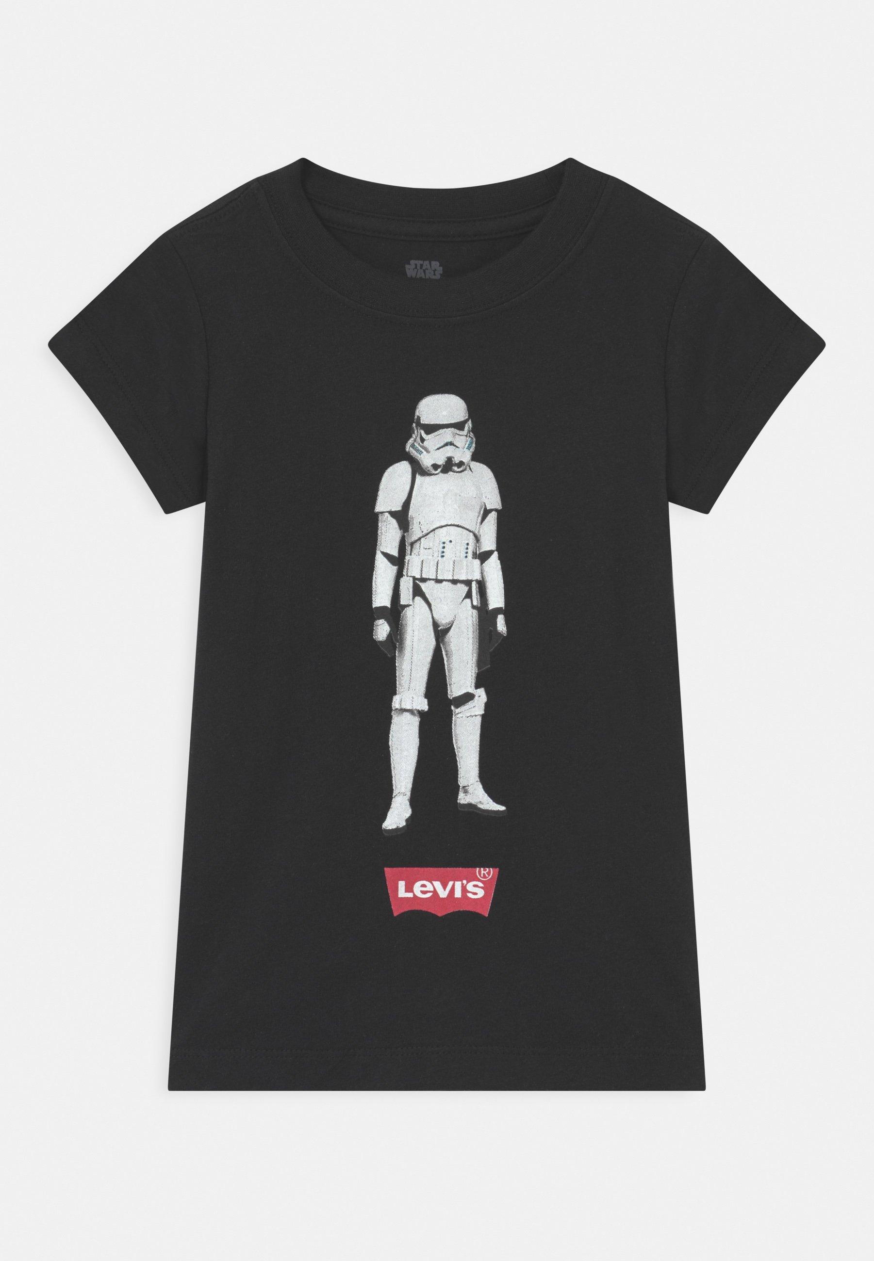 Kids STAR WARS STORM TROOPER - Print T-shirt