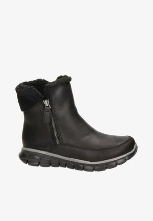 SYNERGY DAMES - Winter boots - black