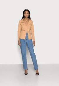 Fashion Union Petite - FENNEL CARDI - Cardigan - beige - 1