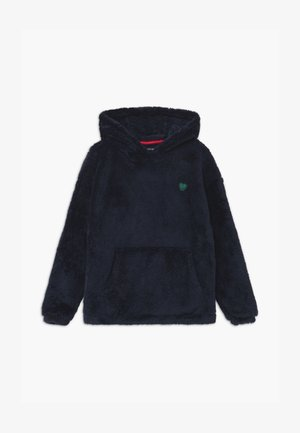 TEEN GIRLS - Fleece jumper - navy blazer