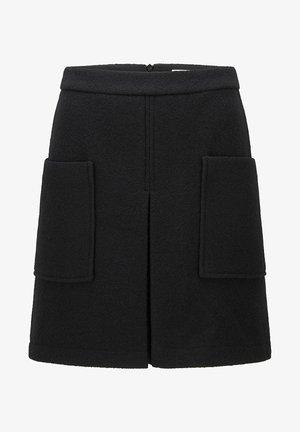 C VAWOLA - A-line skirt - black