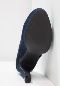 Even&Odd - Hoge hakken - dark blue - 5