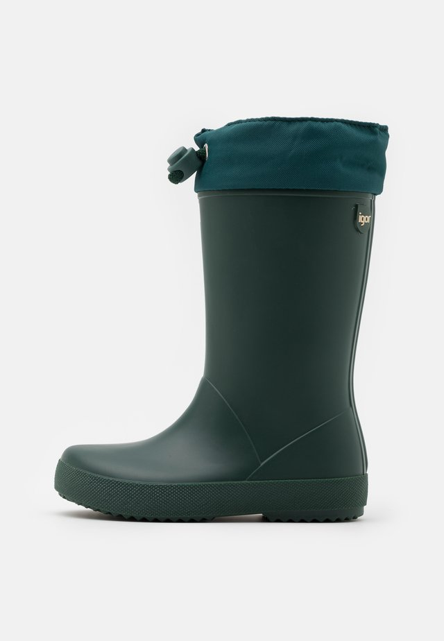 SPLASH COLE UNISEX - Wellies - verde