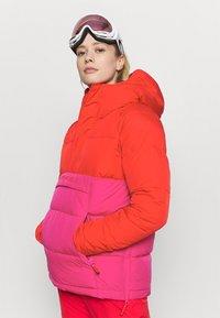 O'Neill - O'RIGINALS - Giacca outdoor - fiery red - 4