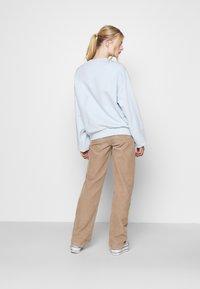 Weekday - PAM  - Sweatshirt - light blue - 2