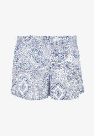 Swimming shorts - blau - 179c - cachemire hyper blue