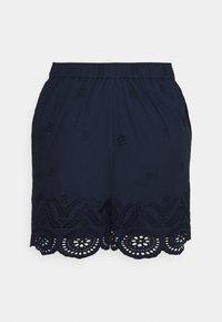 Zizzi - MALVA - Shorts - navy blazer - 1