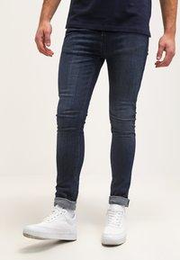KIOMI - Jeans Skinny Fit - dark blue - 0