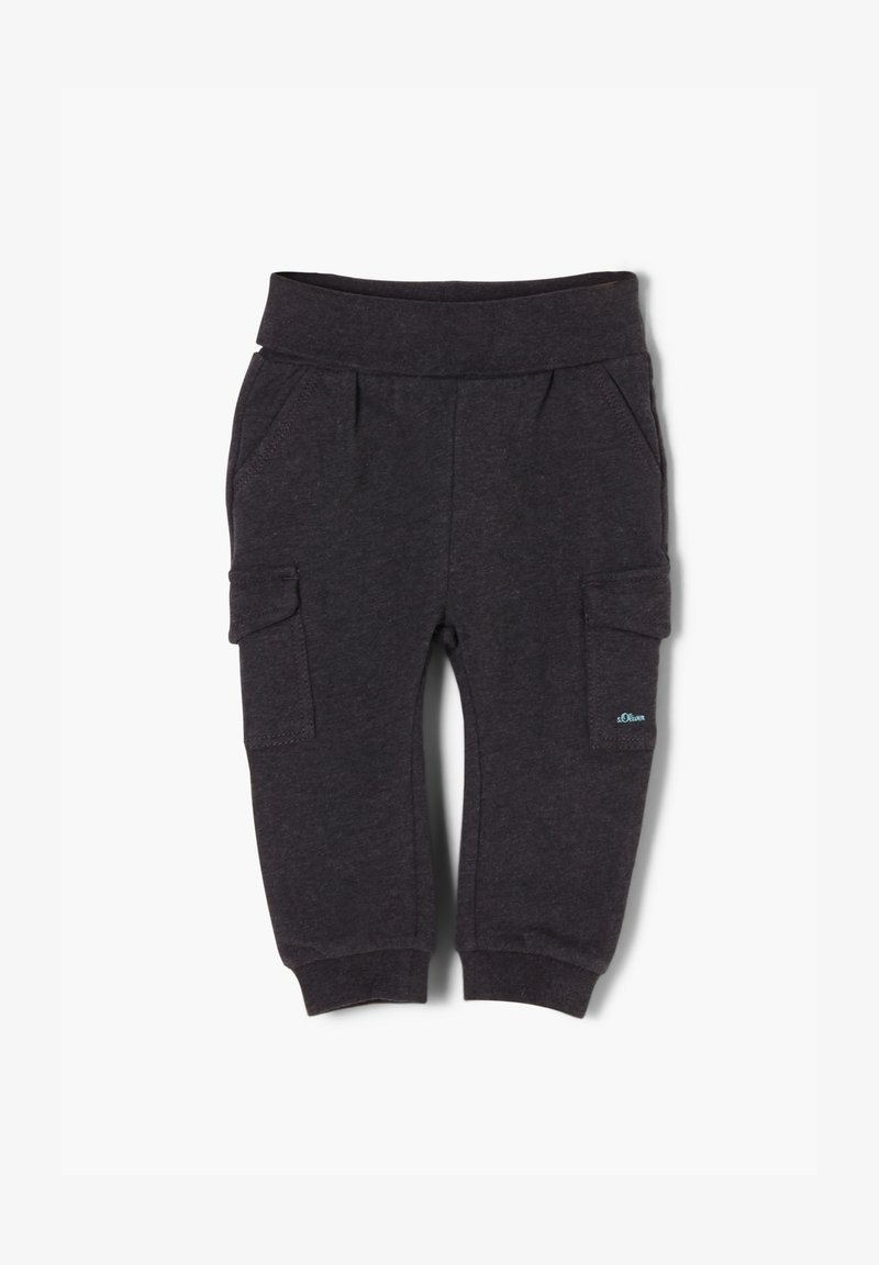 s.Oliver - Trousers - dark grey