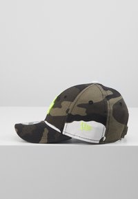 New Era - KIDS CAMO ESSENTIAL 9FORTY - Kšiltovka - grey - 2
