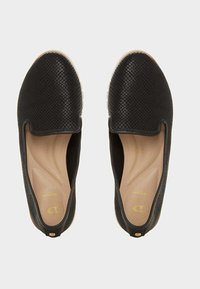 Dune London - GALLEON - Slip-ons - black - 4
