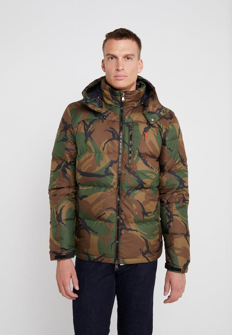 Polo Ralph Lauren - CAP JACKET - Down jacket - british elmwood