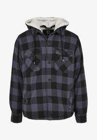 Brandit - LUMBER - Light jacket - black/grey - 6