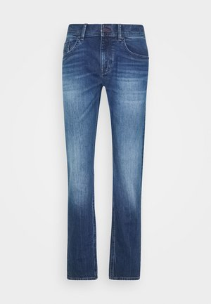 DENTON BOON - Jeansy Straight Leg - denim