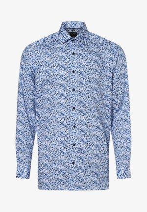 Shirt - hellblau mehrfarbig