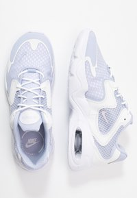 Nike Sportswear - AIR MAX 2X - Trainers - ghost/barely rose/summit white/white - 3