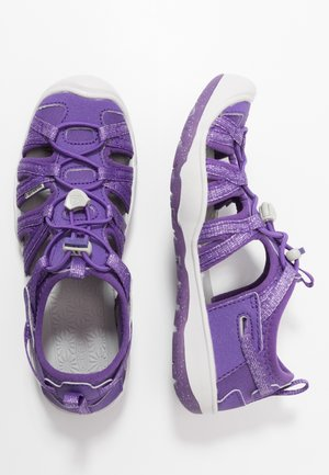 MOXIE - Outdoorsandalen - royal purple/vapor