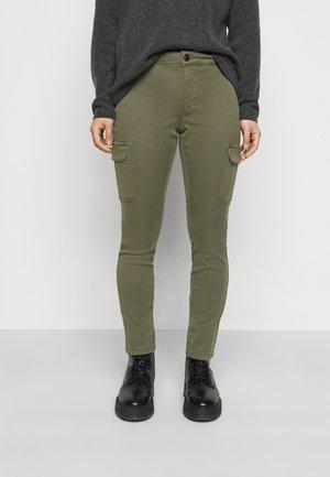 ONLLINE EASY PANT - Bukser - kalamata
