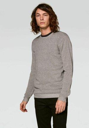 Maglione - grigio chiaro melange