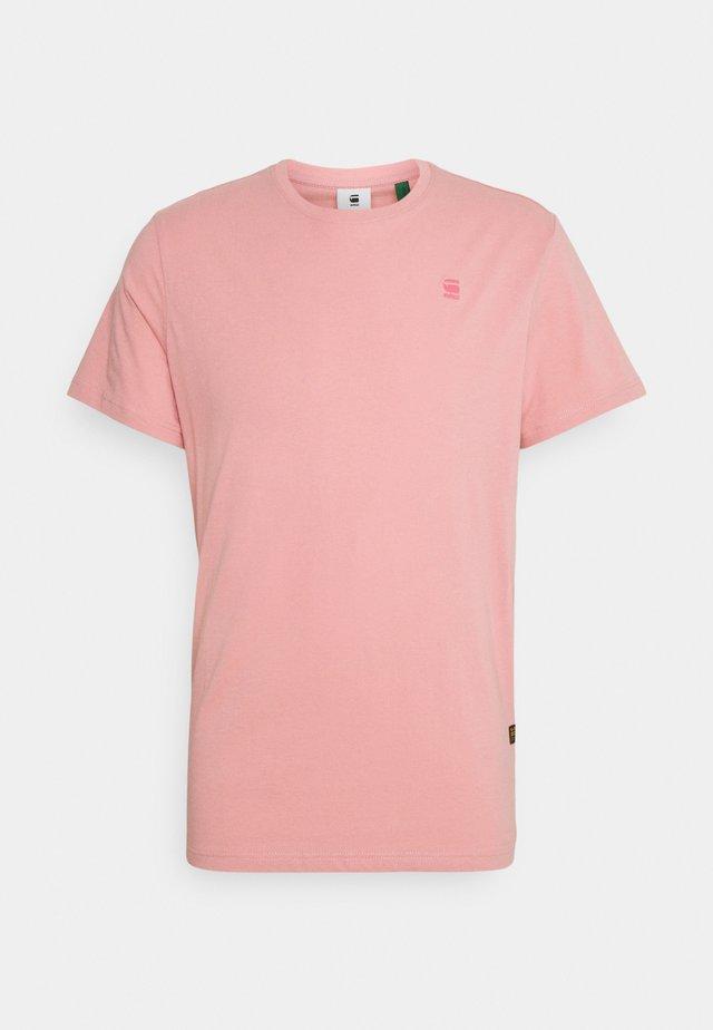 Basic T-shirt - light dusty rose