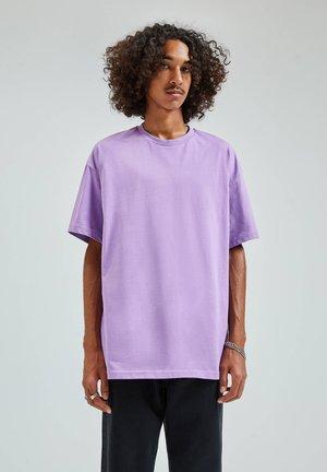 T-shirts basic - purple