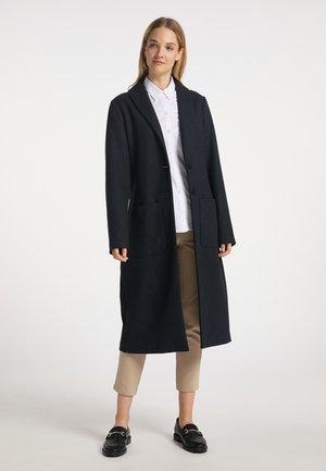 Classic coat - dunkelmarine