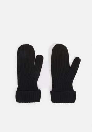 CANDICE GLOVES - Mittens - black