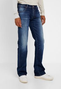 LTB - RODEN - Bootcut jeans - ridley wash - 0